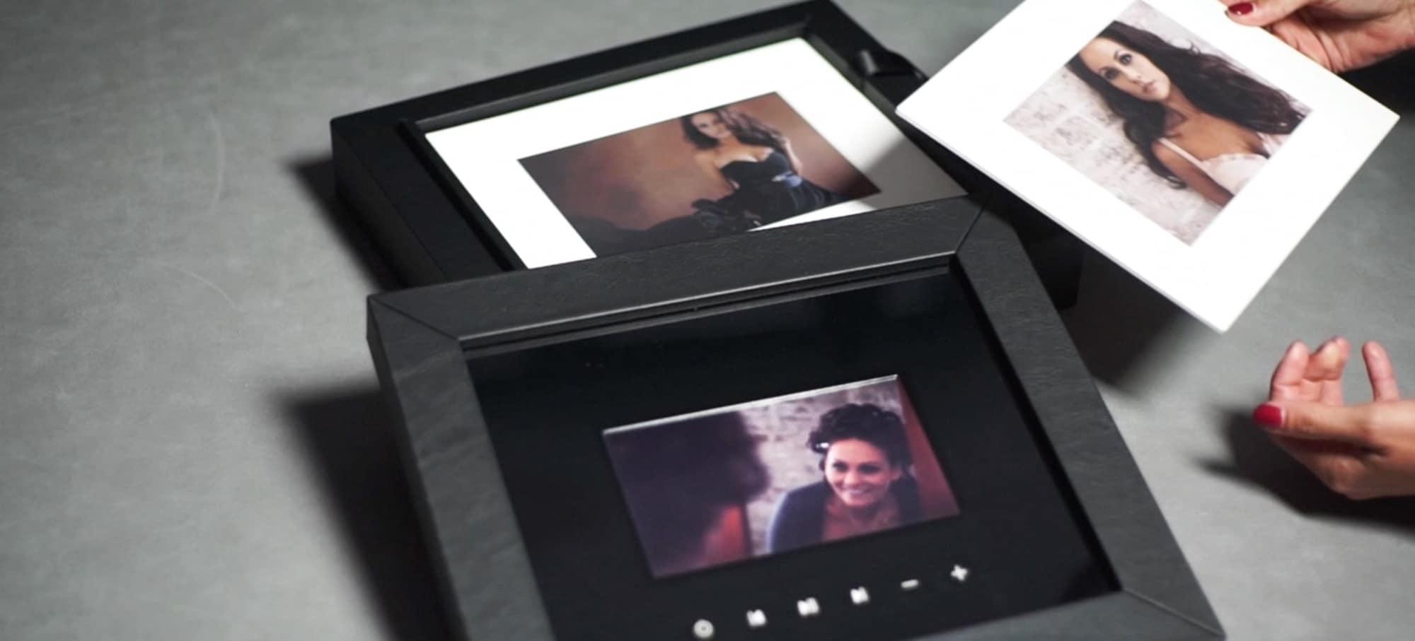 Multimedia Reveal Box
